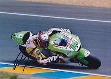 Randy De Puniet Ducati Motogp Signed Photo 5x7 2011.