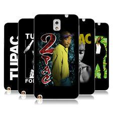 Oficial Tupac Shakur clave Arte Gel Suave Estuche Para SAMSUNG TELÉFONOS 2