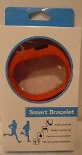 Bluetooth Smart Bracelet Band Heart Rate Health Sport Fitness Tracker Waterproof
