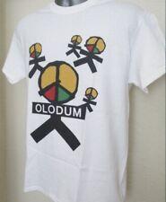 Olodum Peace Sign T Shirt Brazil Drum Group Michael Jackson W184 Music Carnival