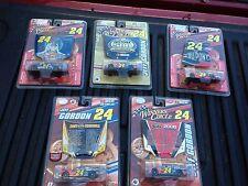 JEFF GORDON1:64 NASCAR 2007 & 2008 &2009  MANY TO CHOOSE FROM**