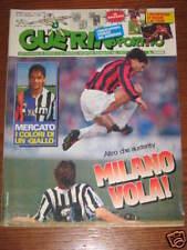 GUERIN SPORTIVO 1990/4 FILM CAMPIONATO BRUNO CONTI ROMA