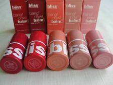 Bliss bang! pow! balm! Tinted Lip Balm - Choice - BUY 3 GET 1 FREE!!