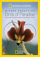 National Geographic: Winged Seduction - Birds of Paradise (DVD, 2012)