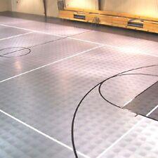 FlooringInc Indoor Sports Court Tiles -  Tennis Hockey Basketball Court Flooring