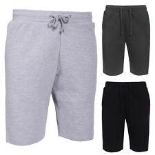 NE PEOPLE Mens Casual Classic Fit Cotton Elastic Gym Shorts Pants S-3XL [NEMP19]