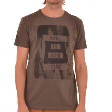 Quiksilver KRYO T-Shirt Shirt Shirts T-Shirts Tee Herren Grün Green KTMJE162