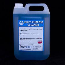 MULTI-PURPOSE CLEANER - Fast acting, Low foam Maintenance Floor Cleaner