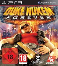 Duke Nukem Forever (Sony PlayStation 3, 2011)