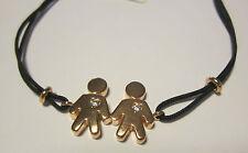 """Ciondoli, bracciale argento 925  Angelo,coppia innamorati, omino.Stile """"le Bebè"""""""
