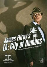 James Ellroy's LA: City of Demons (DVD, 2011, 2-Disc Set)