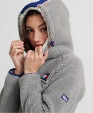 Superdry Damen Celsius Sherpa Hoodie