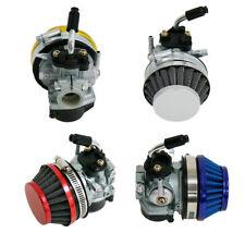 Hot H/P Colorful Air Filter Carburetor Fits 49cc 60cc 80cc Motorized Bike Part