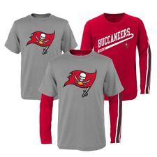 9cafd0b79 Tampa Bay Buccaneers NFL Boys Grey Red