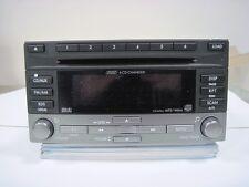 Autoradio originale MP3 6CD per Subaru Impreza