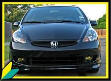 07-08 Honda FIT JAZZ fog light JDM yellow Overlays TINT Vinyl PRECUT vinyl wrap