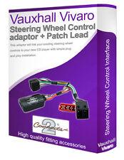 Vauxhall Vivaro Autoradio Adattatore, collegare il volante stelo controlli