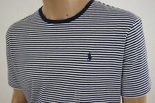 501dcf6bf85a28 Gestreifte Ralph Lauren Herren-T-Shirts aus 100% Baumwolle günstig ...