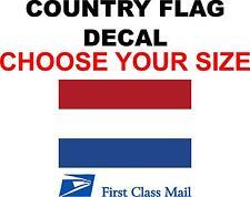 DUTCH COUNTRY FLAG, STICKER, DECAL, 5YR VINYL, STATE FLAG