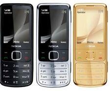 """Nokia 6700c Classic Handy 2.2"""" Zoll,Bluetooth,5 MP,silber/schwarz/Gold NEU & OVP"""