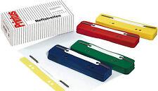 10 filing clips filing strips aktendulli Dulli for Filing Lever Arch File Case #