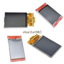 """2.4"""" 240x320 SPI Serial TFT LCD 3.3V 5V PBC ILI9341 Driver ± Touch Screen"""