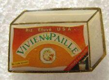 Pin's Alimentaire VIVIEN PAILLE Riz Etuvé USA # D2