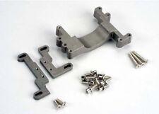 Traxxas 1/10 Nitro Stampede * ENGINE MOUNT W/ADJUSTMENT PLATES * 4160