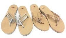 Sandali e scarpe UGG Australia in argento per il mare da