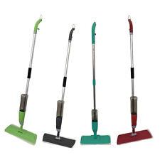 380ml/700ml Floor Cleaner Spray Mop Floor Surface Water Spraying Microfibre Pad