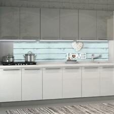 Fototapete Tapete für die Küche Vlies 1D20195552 #GESCHENK GRATIS# Herz auf Holz