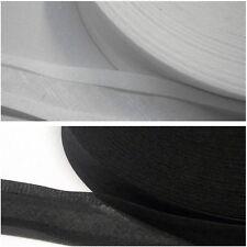 """1"""" (25mm) Cotton Bias Binding Tape - Various Cols (5 Metre Bundles & Mixed Bag)"""
