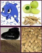 Fulvic Acid, Vegan Capsules - Pure Organic Sourced Vegetarian Superfood Mix.