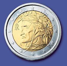ITALIA 2 EURO FDC SCEGLI L'ANNO: 2004-2007-2008-2009-2012-2013-2014-2015