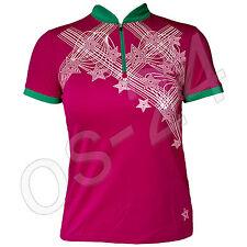 Damen Fahrradshirt Fahrrad Shirt Radshirt Radtrikot Rad Trikot Gr.S M L