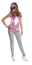 Power Rangers Pink Ranger Alternative Teen/adult Womens Costume Superhero Party