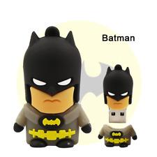 USB Stick Batman Super Heros  3D  4GB, 8GB, 16GB,32GB, 64GB, Muster