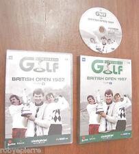 pc dvd rom IL GRANDE GOLF british open 1987 rcs quotidiani 2010 gazzetta sport
