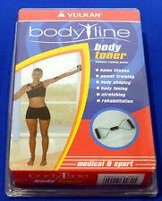 Vulkan Body Toner Fitness Resistance Tube Rehabilitation Shapining Fitness