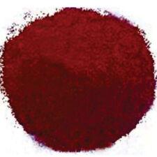Óxido de hierro rojo E172 ci 77491 alimentos Jabón cemento Pigmento Tinte de cosméticos 101