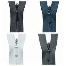 Premium Quality YKK Metal Concealed Zipper Zips Clothing Garments