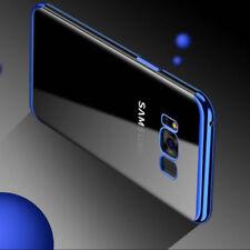 GLÄNZEND HANDY HÜLLE + PANZER FOLIE Schutz GLAS für Samsung S7 S7Edge Case Cover
