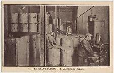 CPA -69-  LYON - Le Salut Public - Le Magasin au papier.( Presse Journaux).