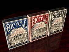 CARTE DA GIOCO BICYCLE U.S. PRESIDENTS edition,poker size
