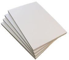 Notizblock - Notizblöcke - Notizen - blanko DIN A6 - je 100 Blatt (22207)