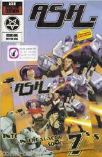 "Ash - Intergalactic Sonic 7""s - Promo only comic + CD"