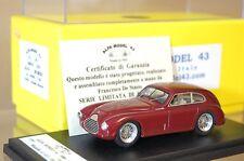 FDS ALFA MODEL 43 1950 ALFA ROMEO 6C 3000 COUPE C 50 RED NEW ar