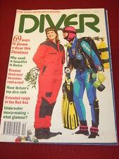 DIVER - BELIZE - Dec 1996 Vol 41 # 12