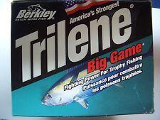 Berkley Trilene Ultra Clear, 0,31 mm/5485 m/6,2 kg, neu, Großspule
