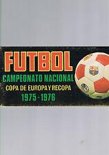 RUIZ ROMERO 1975-1976 : EQUIPOS COMPLETOS (CROMOS NUEVOS)